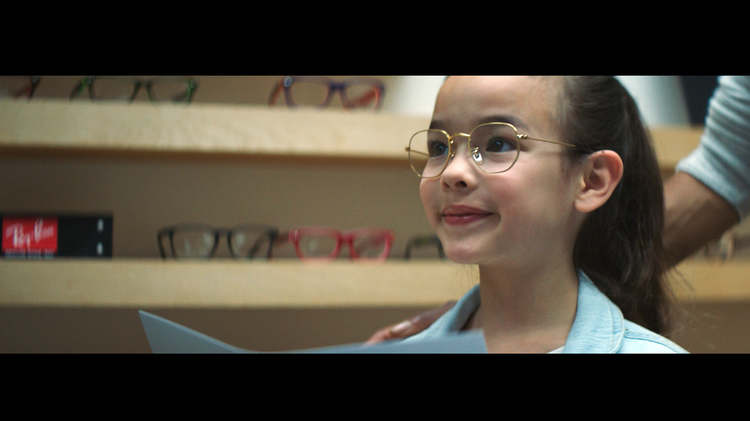 3c1524dccc0a OIivia's first pair of eyeglasses is at the center of a story about a  girl's dreams