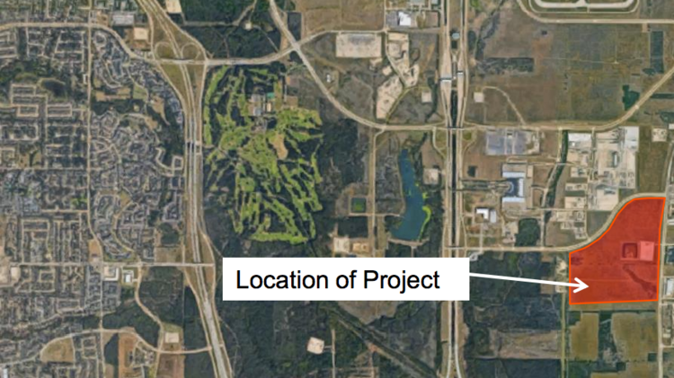 Trammell Crow plans 2M SF spec complex at DFW Airport - Dallas ... on