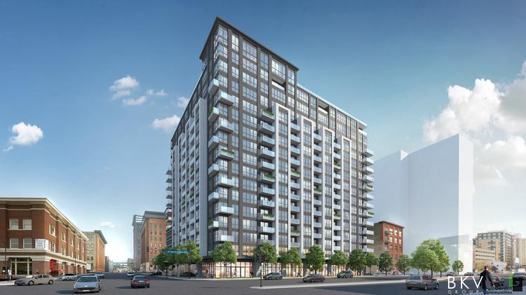 Developers are building 1,500 downtown apartments and have ...