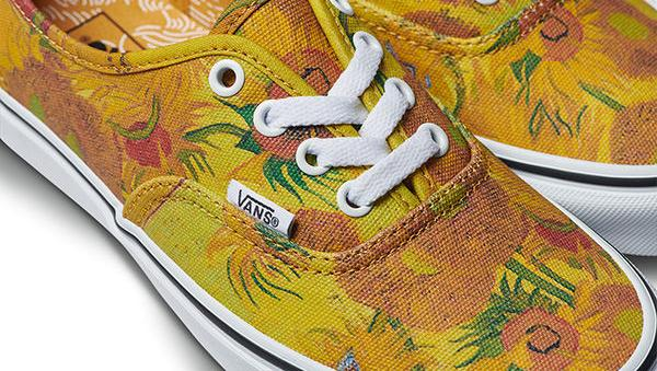 5af3e265913e Vans partners with Van Gogh museum for wearable art - Bizwomen