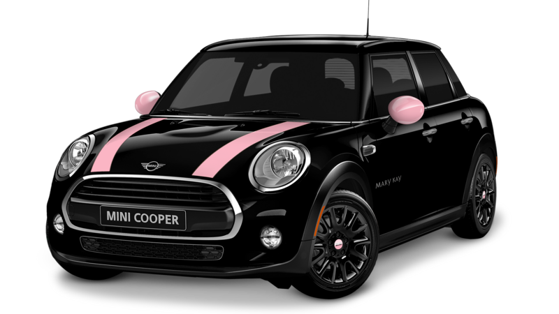 Pink Cadillac Not Your Style Mary Kay Adds Stylized Mini To Incentives Program