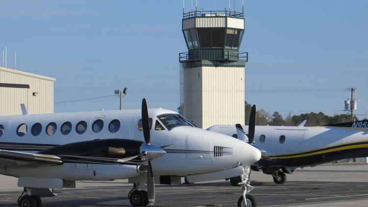 About 70 percent of the airport's traffic is general aviation.