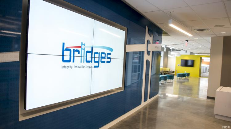 Computer And Network Security Company, Bridges, Recently Moved Into Its New  Headquarters At 7880