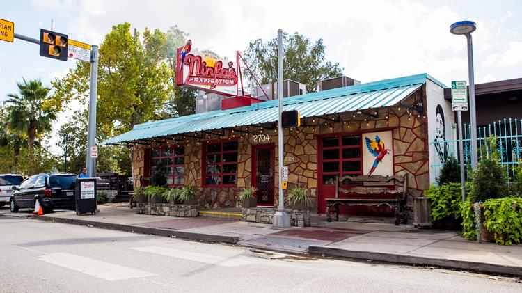 The Original Ninfa's on Navigation has been open for 45 years.
