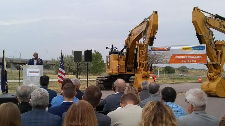 Colorado, federal officials launch four-year Interstate 70