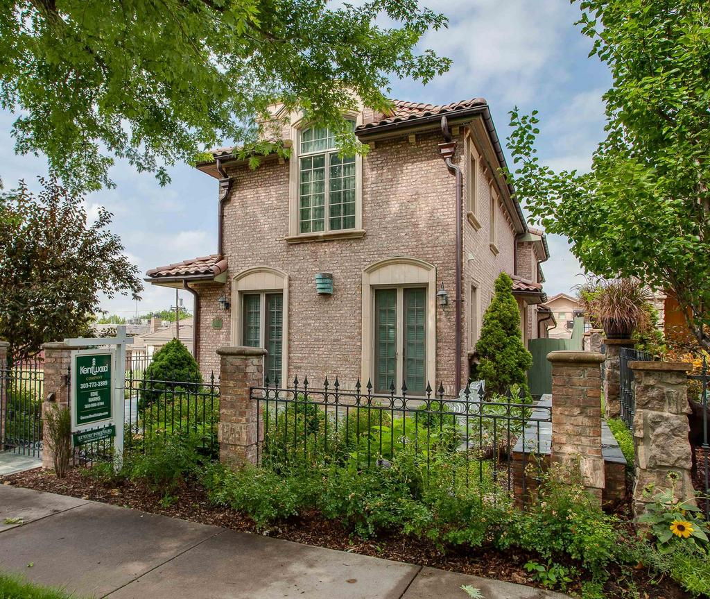 Denver Luxury Real Estate For Sale: 467 Adams Street