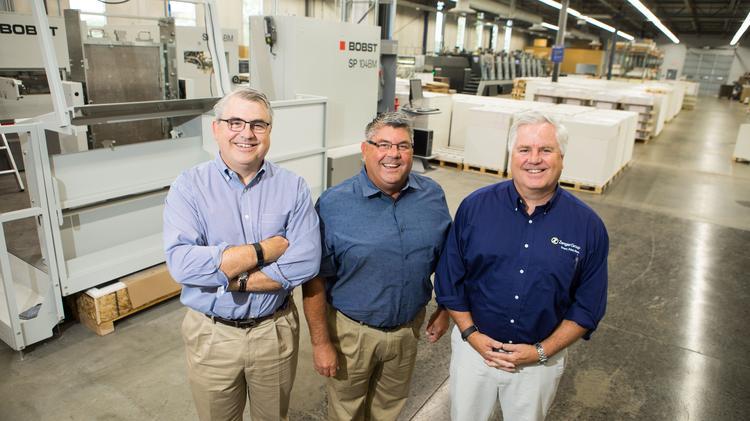 Zenger Group Inc  printing from coast to coast - Buffalo