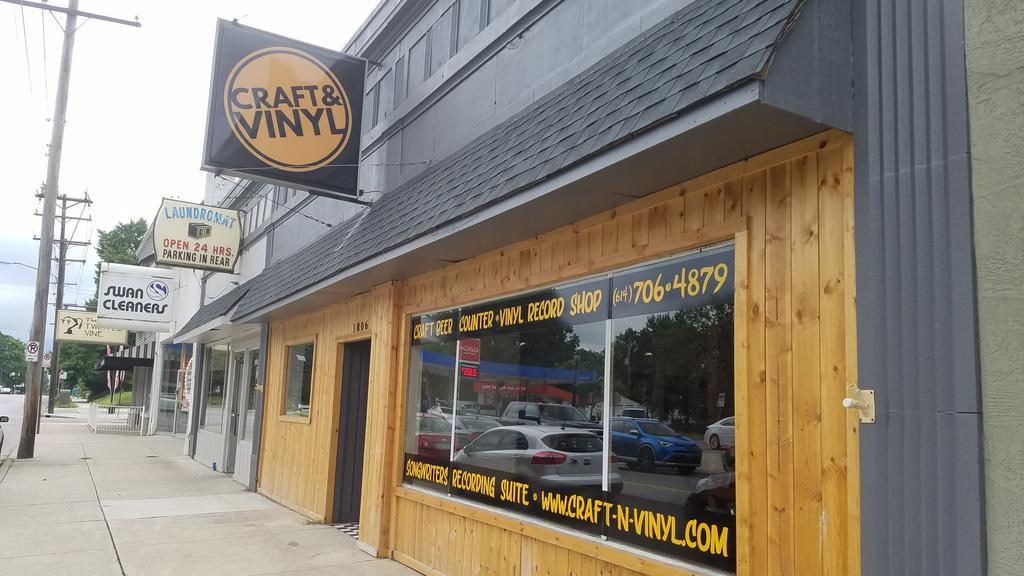 Craft & Vinyl opening near Grandview Aug  15 - Columbus Business First