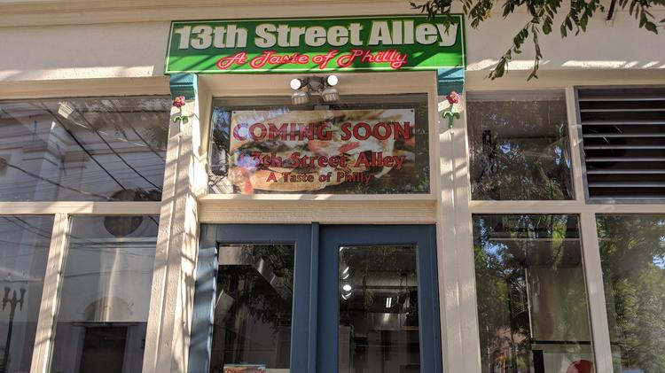 A Walk Up Window Specializing In Philadelphia Cheesesteak Sandwiches Is Coming To Over The