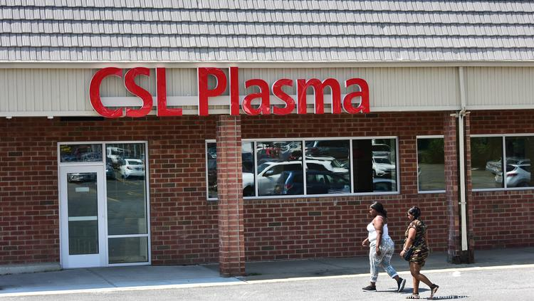 CSL Plasma prepares Schenectady site as Albany location gets