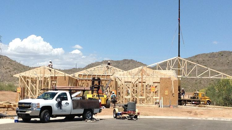 Shea Homes Is Building More Homes In The East Valley.