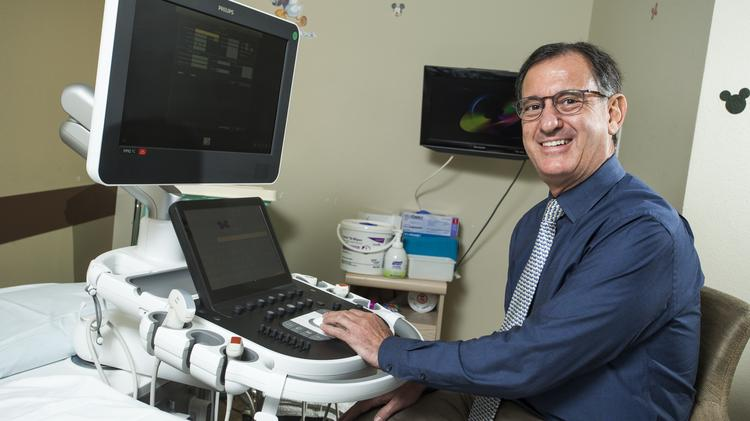 Health Care Heroes Physician Winner: Roy Jedeikin, pediatric