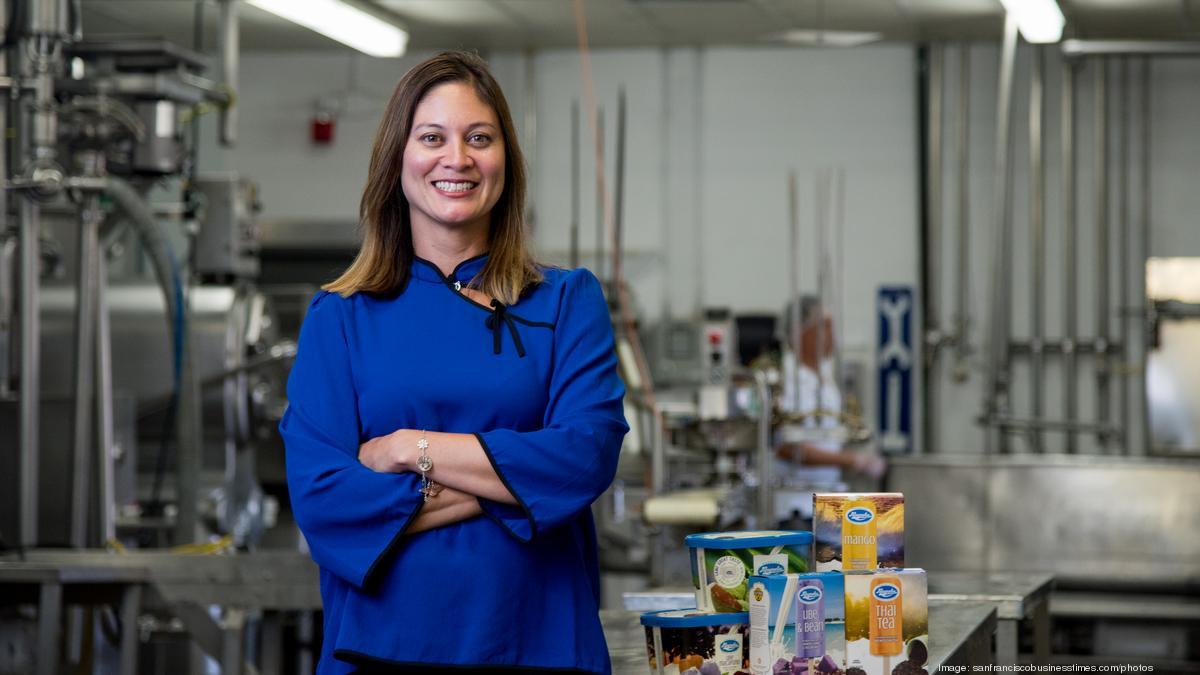 The teacher who took over a frozen food empire - Bizwomen