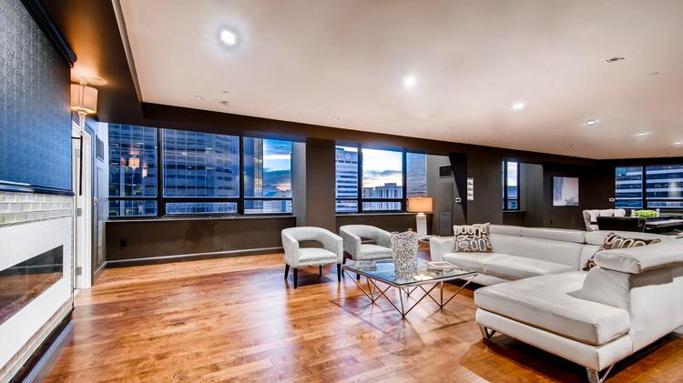 Luxury penthouse above Denver Ritz-Carlton heads to auction (Photos on