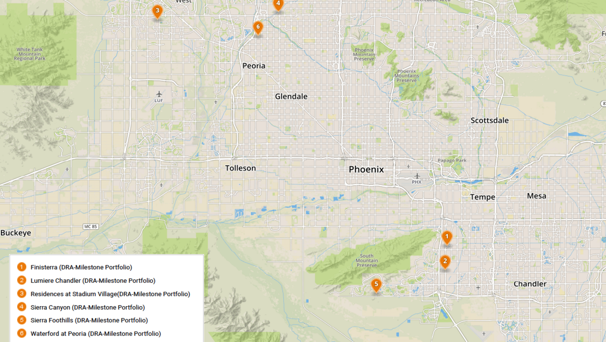 Blackstone Group pays $311M for 1,751 units in metro Phoenix ...