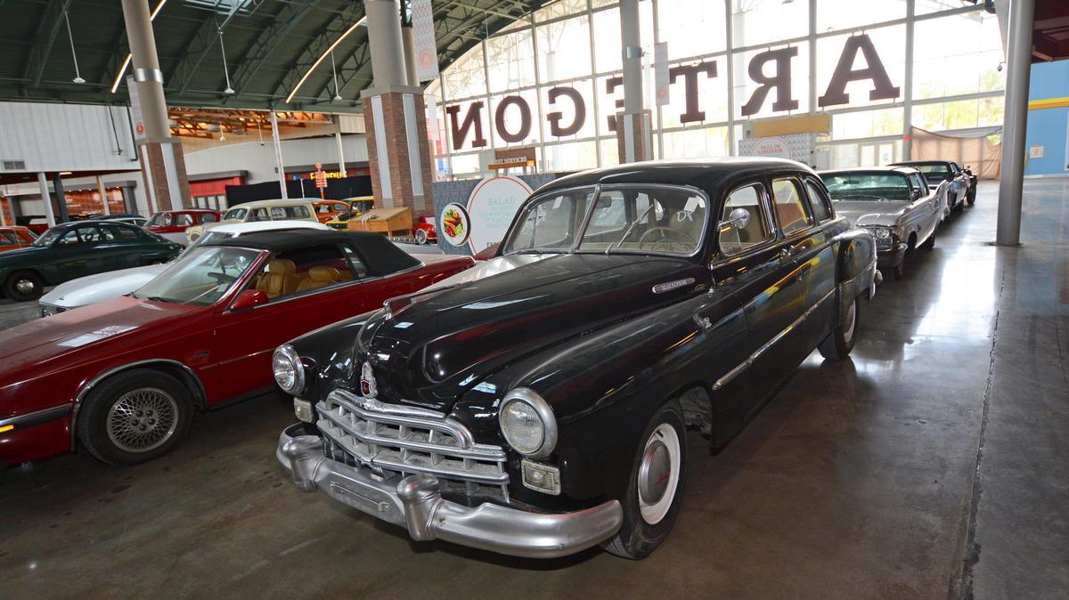 Artegon owner Michael Dezer: Car museum will open by Christmas - Orlando Business Journal