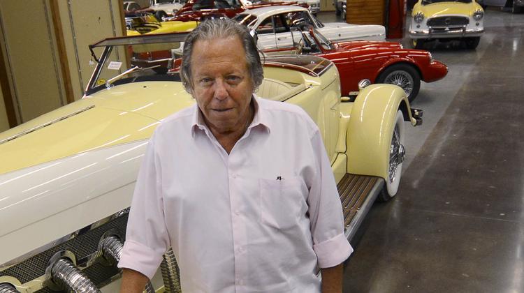 Miami billionaire's Orlando Dezerland auto museum on