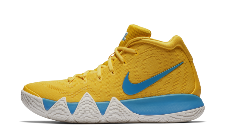 c9832f7d454e86 Nike s latest from Kyrie Irving  Lucky Charms