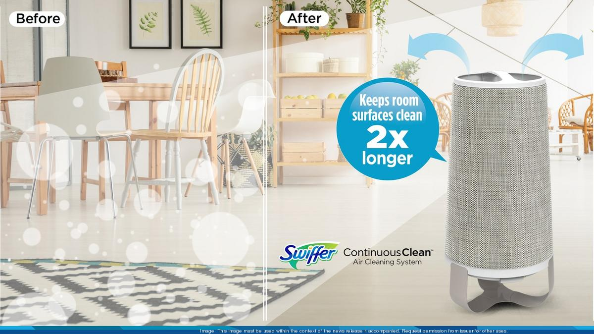 P Amp G Partners On Swiffer That Cleans The Air Cincinnati
