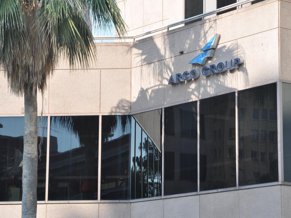 Argo Group International Holdings Ltd Company Profile