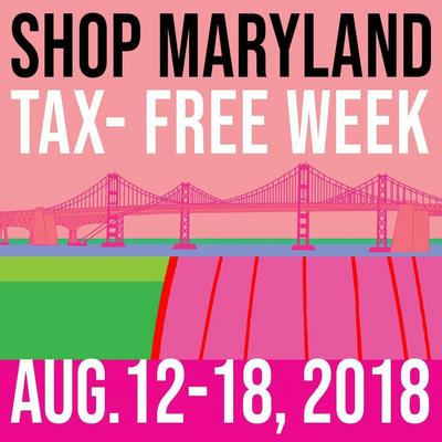 Maryland Tax Free week starts Sunday — here's what you need