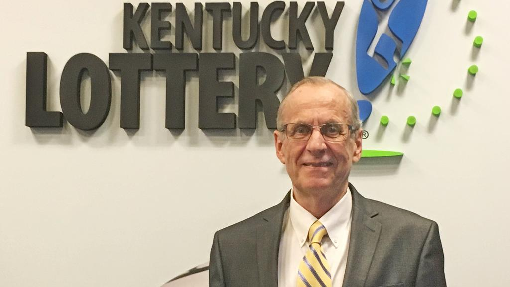Kentucky Lottery CEO stepping down