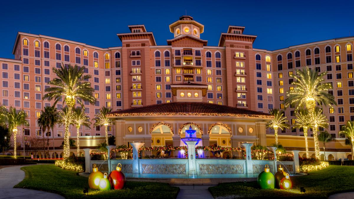 Rosen Shingle Creek S Catering And Event Staff Offer