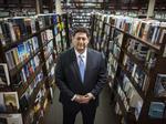 Barnes & Noble turmoil falls on its founder