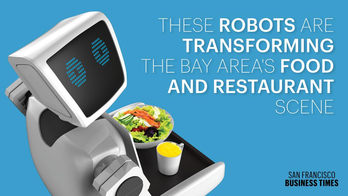 Bay Area Companies Lead Robots Push Into Restaurant