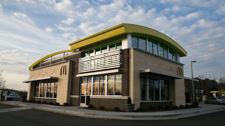 Mcdonald S Nyse Mcd To Overhaul North Carolina