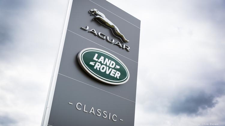 Jaguar Land Rover Classic Is Bringing Its First U.S. Facility To Savannah