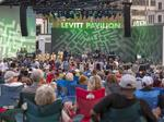 Levitt Pavilion's debut weekend met with excitement from community