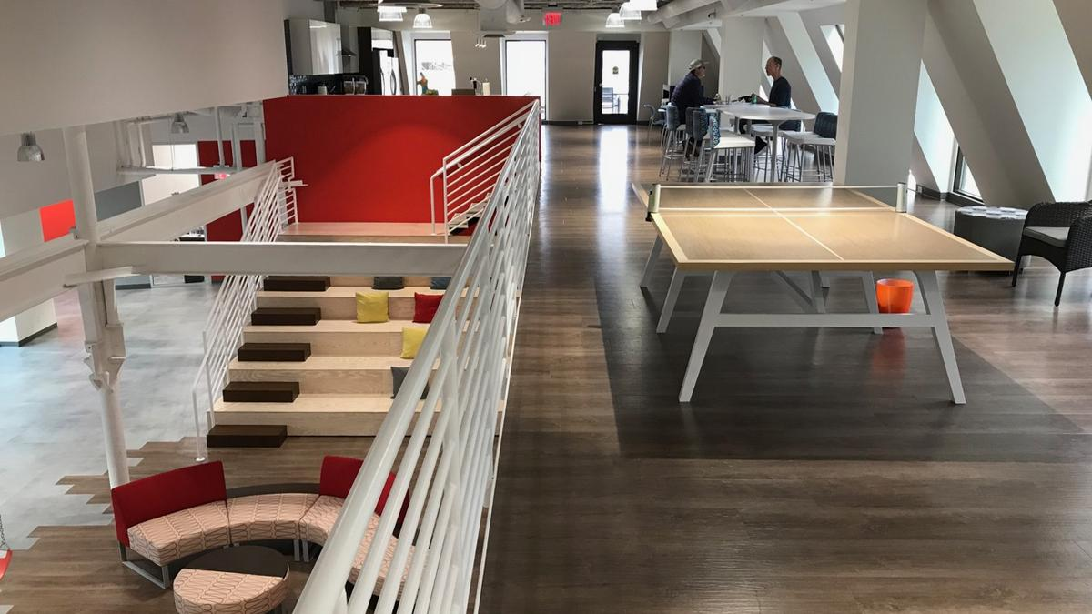 CBX Branding Agency's move to downtown Minneapolis a hit with team members - Minneapolis / St. Paul Business Journal