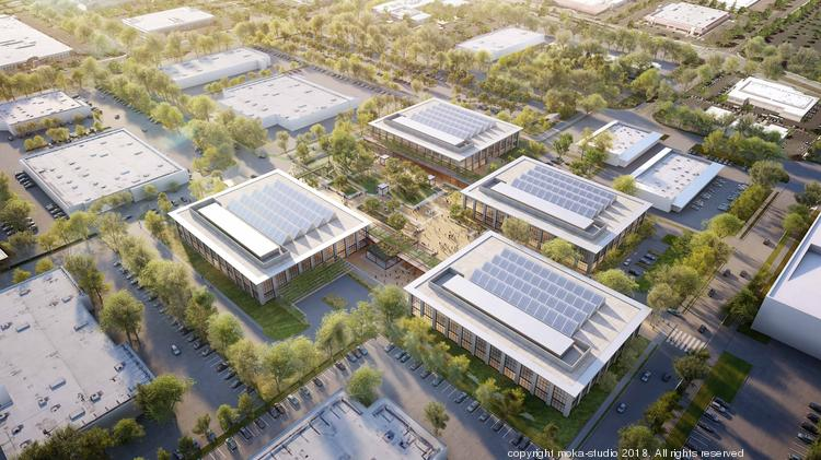1f45970b928fcb Exclusive: Google submits plans for big Sunnyvale development in Moffett  Park