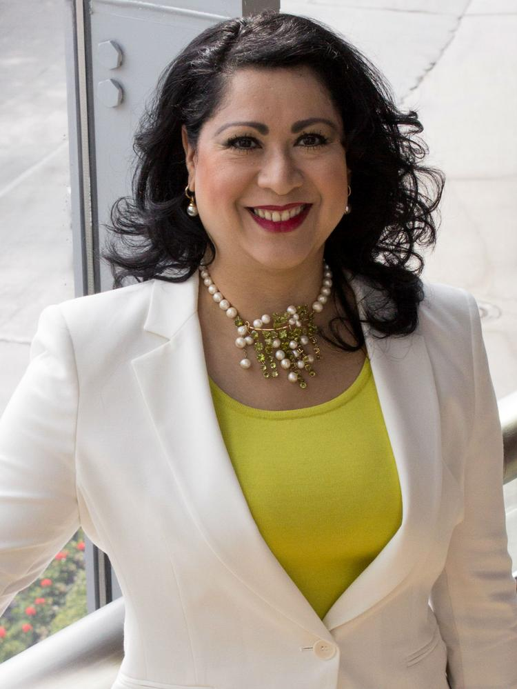 Laura Murillo is president and CEO of the Houston Hispanic Chamber of Commerce.