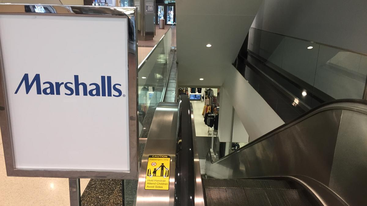 Downtown Minneapolis Marshalls reopens after fire - Minneapolis / St