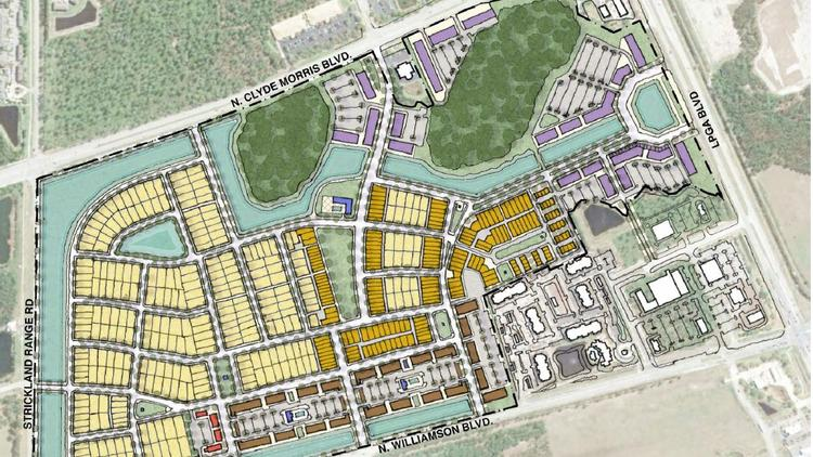 Unicorp National Developments Inc. is planning to build a $200 million mixed-use development in Daytona Beach.