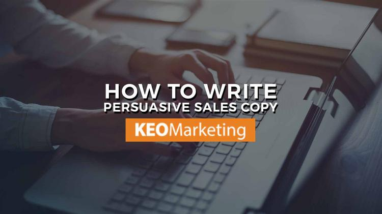 How To Write Persuasive Sales Copy Phoenix Business Journal