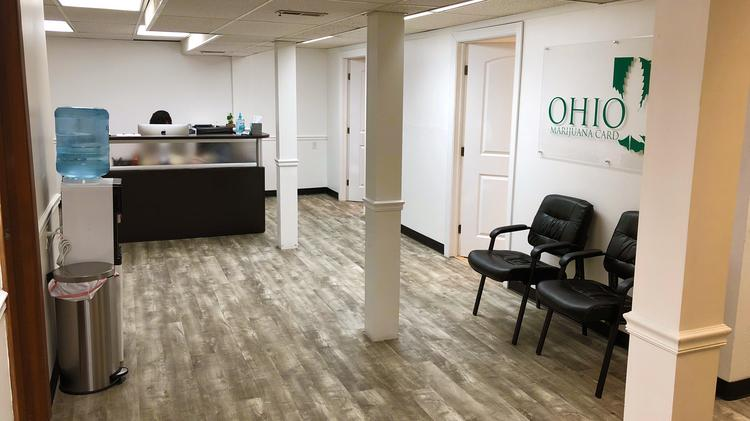 dayton region s first medical marijuana physician s office opens