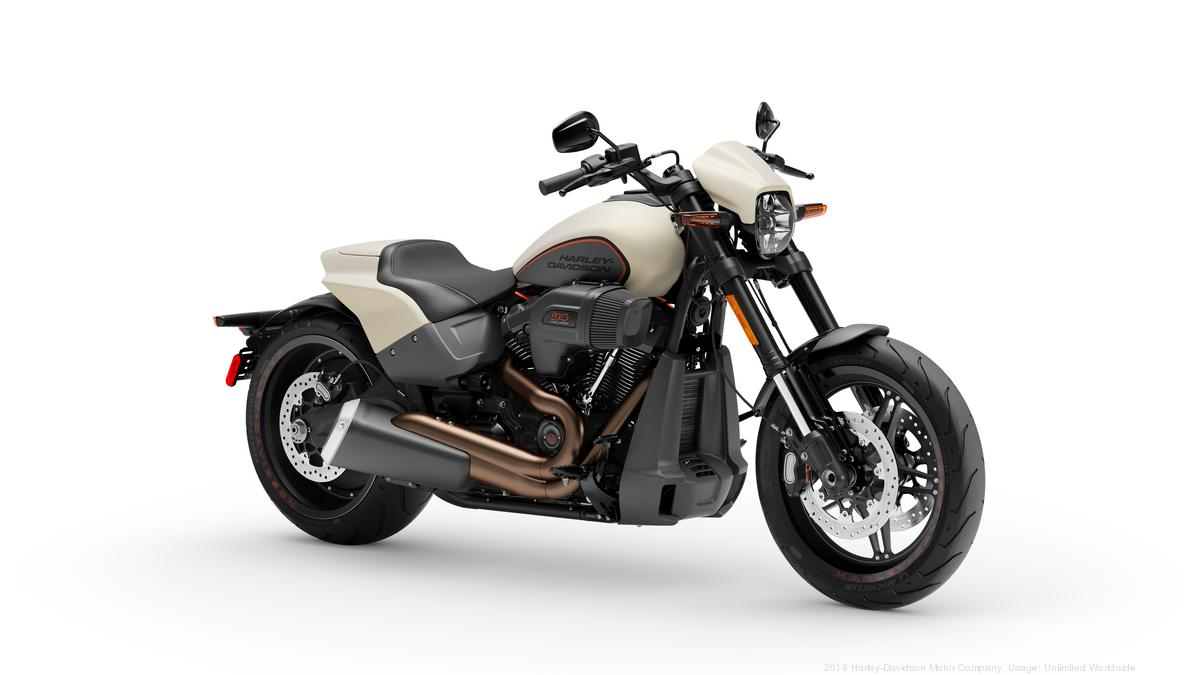 Customized New Fxdr 114 New Models Harley Davidson 2019: Harley-Davidson Unveils Plans For 2019 Model Year