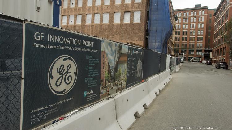 39e8f3e80 GE to shrink Boston HQ and reimburse state  87M - Boston Business ...