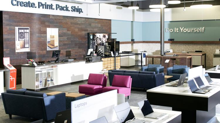 Office Depot opens its first co-working space, called Workonomy ...
