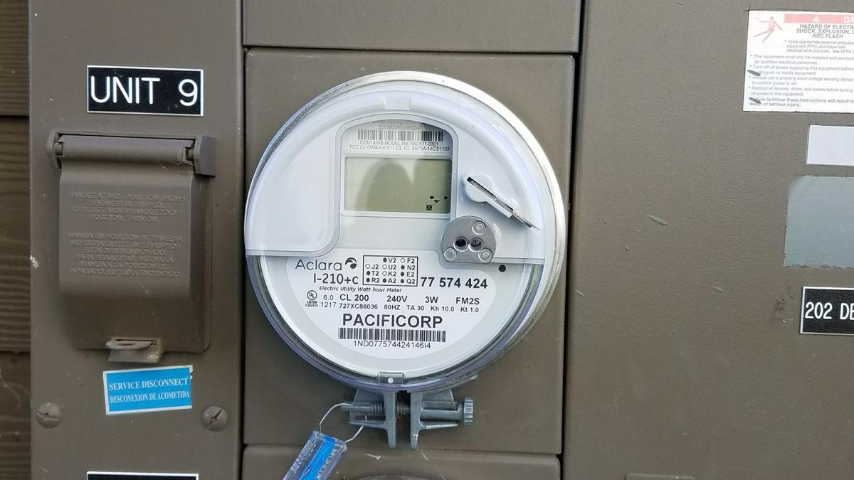 PacifiCorp's Oregon smart meter rollout hits bumps - Portland