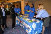 Ben & Jerry's welcomed guests to the 2013 Minority Business Leader Awards and offered ice cream at the conclusion of the luncheon.