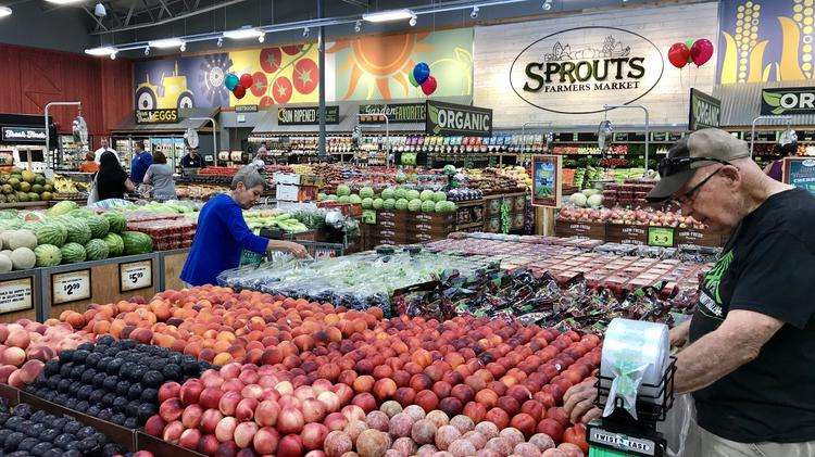 Sprouts Farmers Market plans to open 30 new stores in 2019