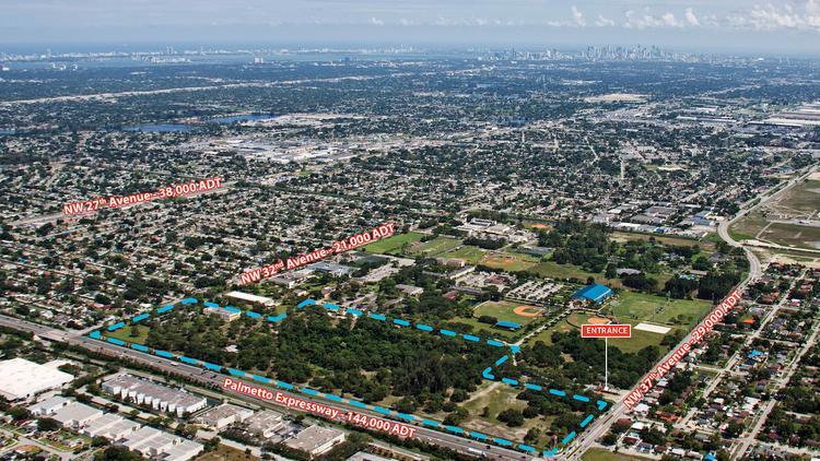 St Thomas University Florida >> St Thomas University Puts Miami Gardens Development Site On