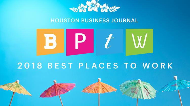 HBJ names 2018 Best Places to Work honorees - Houston