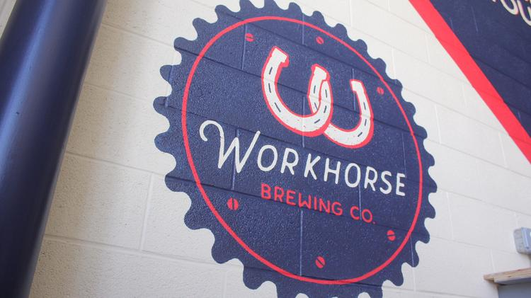 Workhorse Brewing Co , KoP's only brewery, to open this week