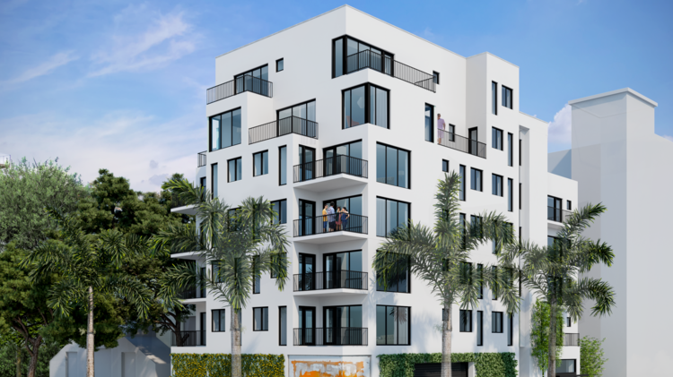357 on fifth condos planned in downtown st pete tampa bay