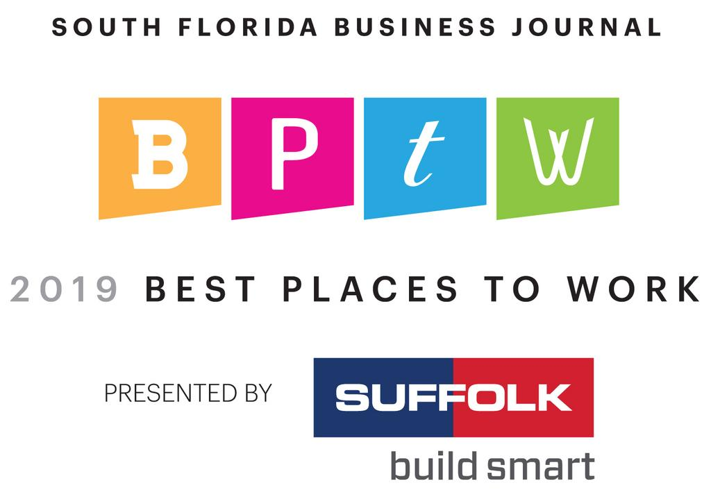 2020 Best Places To Work 2020 Best Places to Work Awards